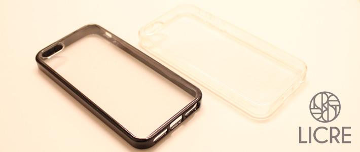 デコレーション専用iphone5/5S対応のシェルカバー発売決定