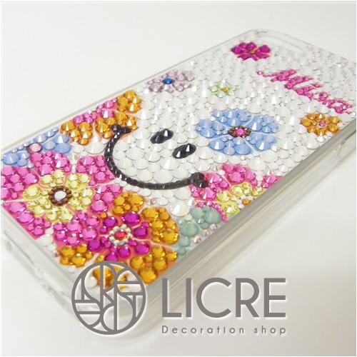 LICRE(リクレ)の人気デコレーションsmile flower