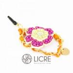 スワロフスキーデコレーション Plug-accessories-Flower-garden-02L