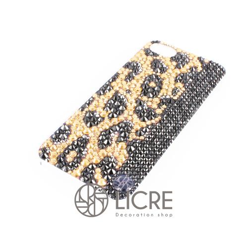 iphoneケースデコレーション – Leopard001