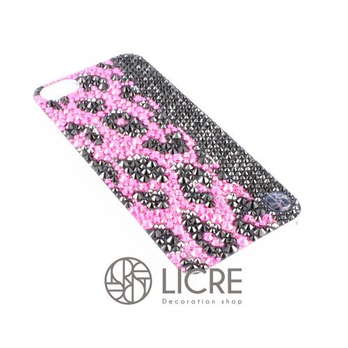 iphoneケースデコレーション – Leopard003