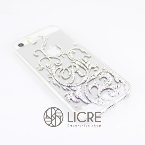 iphone5/5sケースデコレーション – Twinkle ivy B001