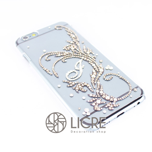 iphone6ケースデコレーション – Twinkle ivy D 003