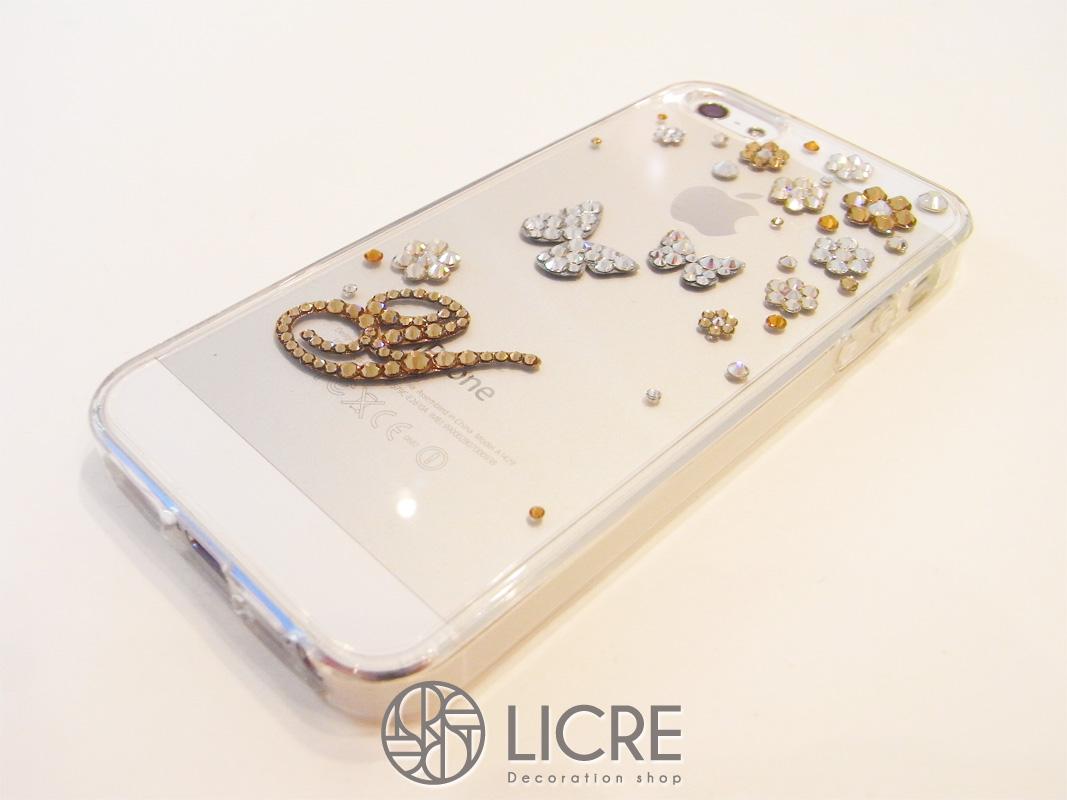 安心のLICREオリジナルiphoneケースでHappyシリーズをご注文