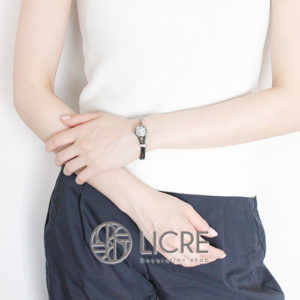 ブレスレット – pave leather bracelet WH-001CAL