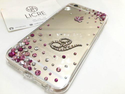 iphoneケースへの可愛いデコレーションをご紹介
