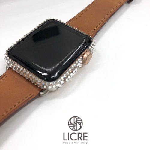 apple watchデコレーション