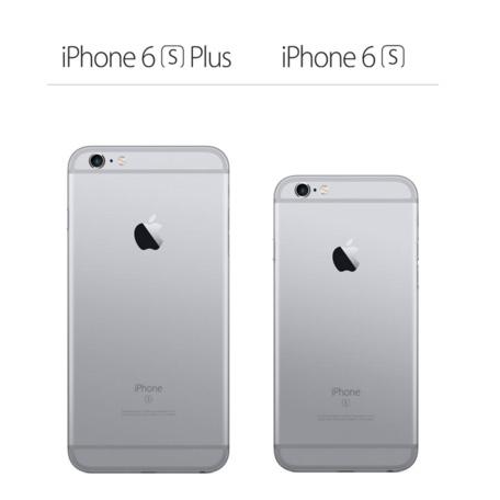 iPhone6Sサイズ
