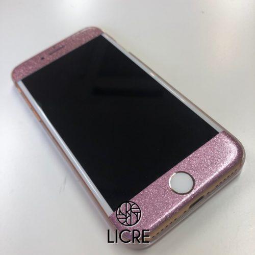 iphoneスワロフスキーデコレーション