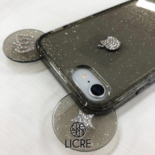 iphone スワロフスキーデコレーション